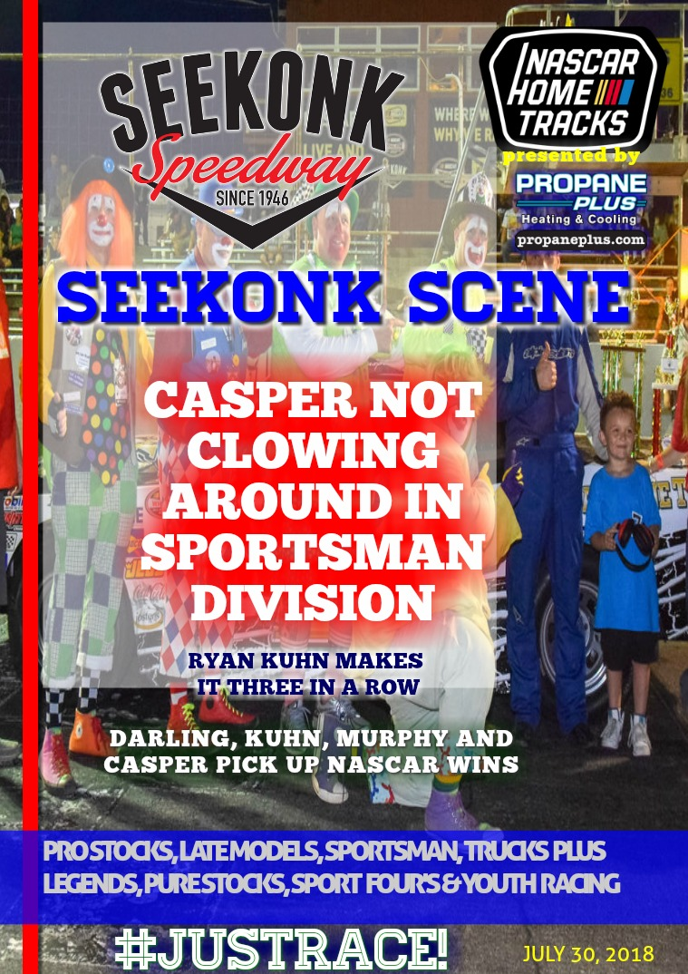 Seekonk Speedway 7.30.18