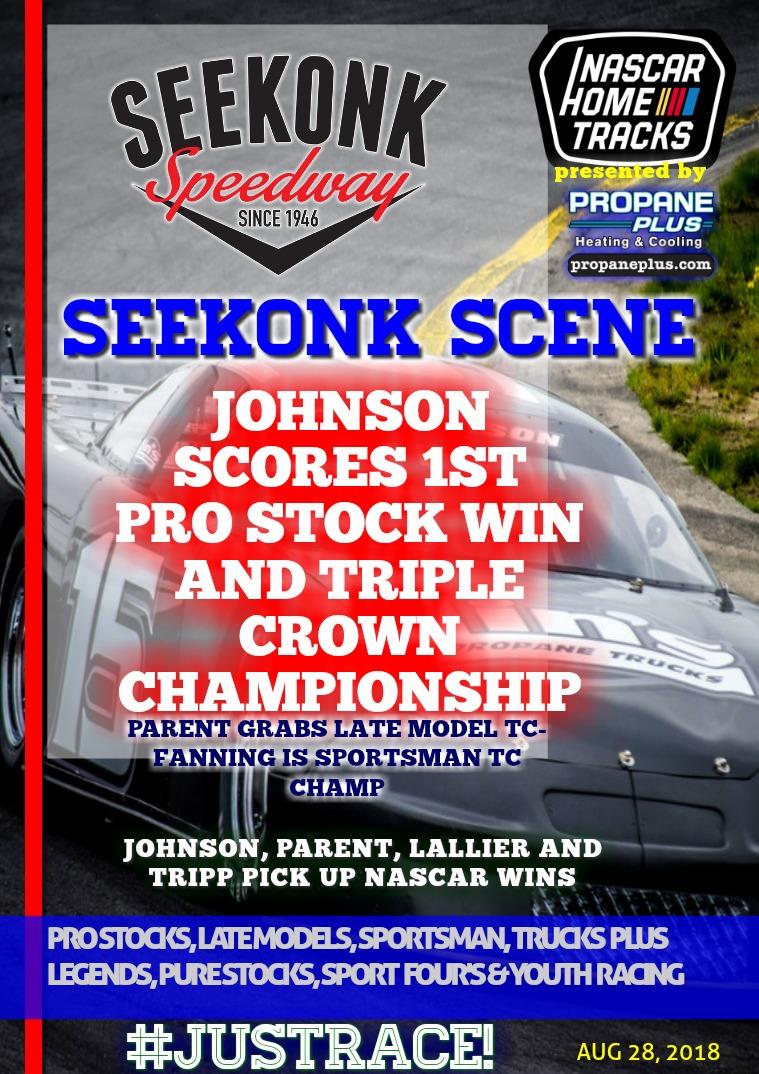 Seekonk Speedway 8.12.18