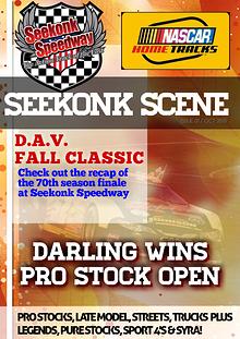 2015 Seekonk Speedway Race Magazine
