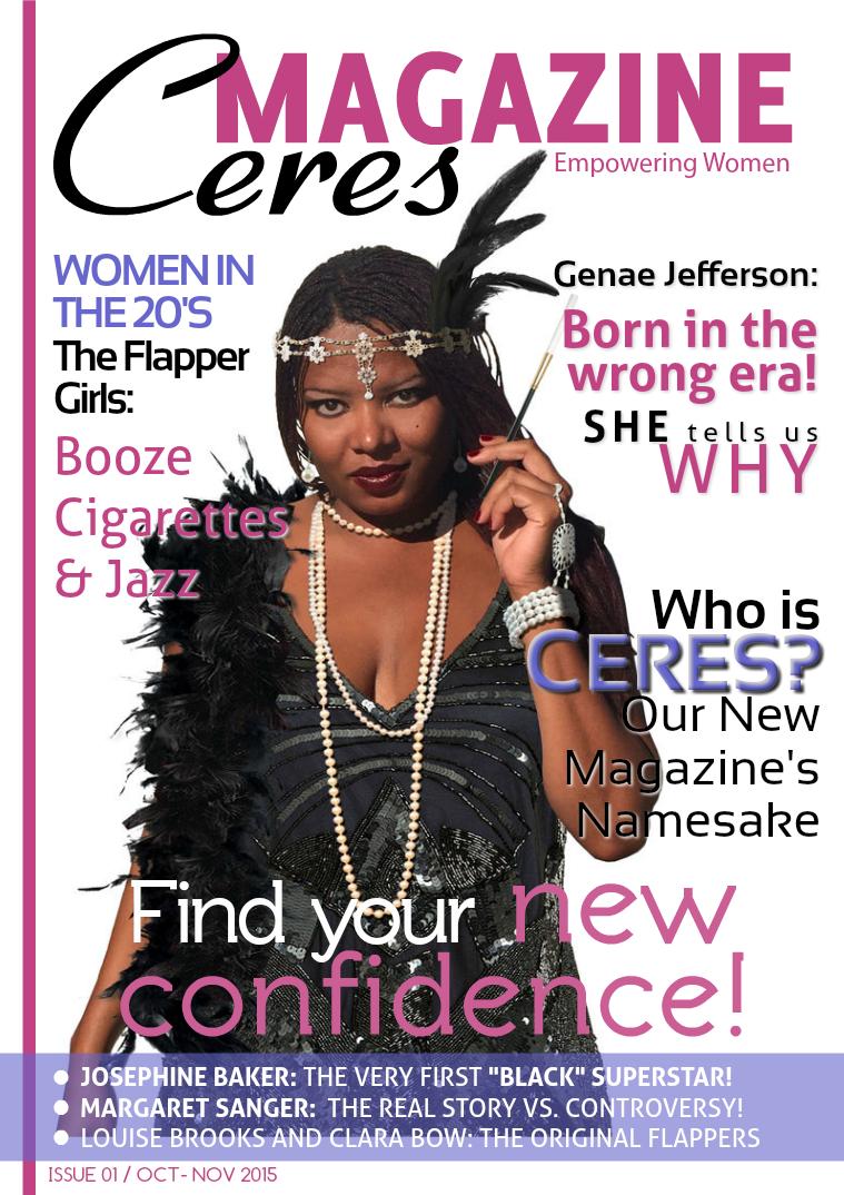 Ceres Magazine Issue 1 - Oct/Nov 2015