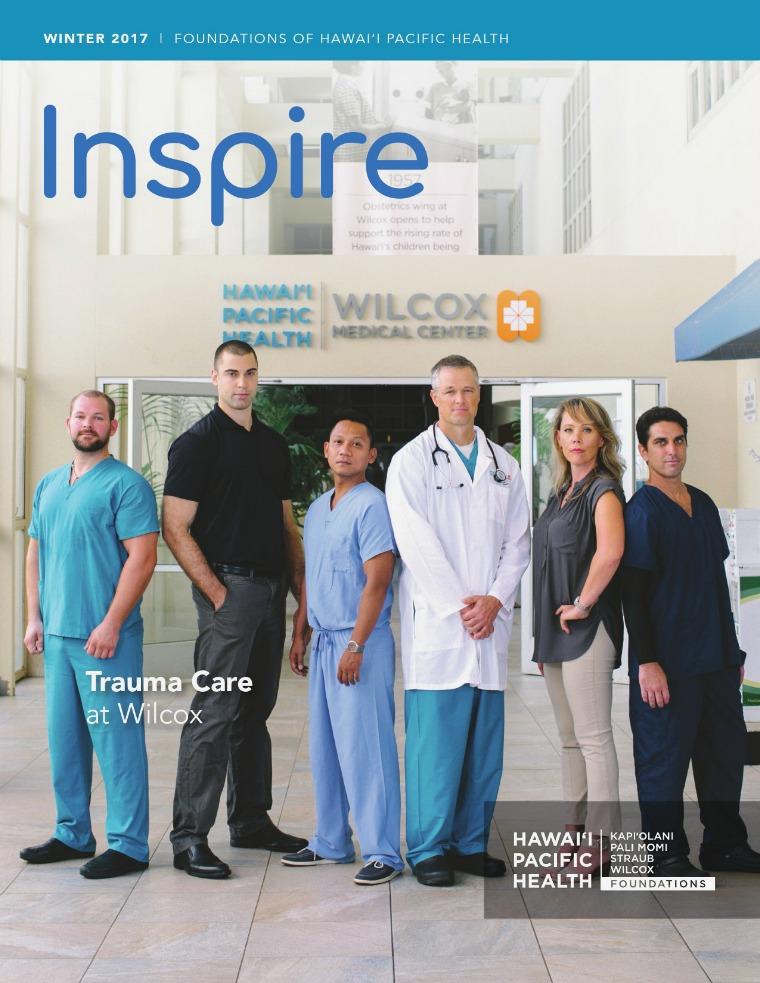 Inspire Magazine Winter 2017