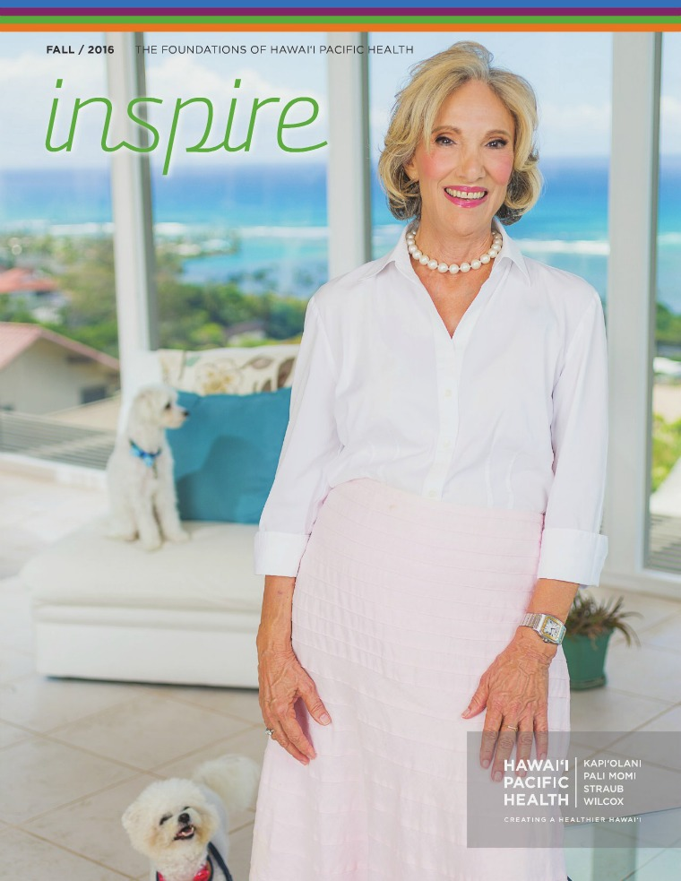 Inspire Magazine Vol. 1