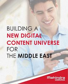 Case Study - Building a new Digital Content Universe for Middle East
