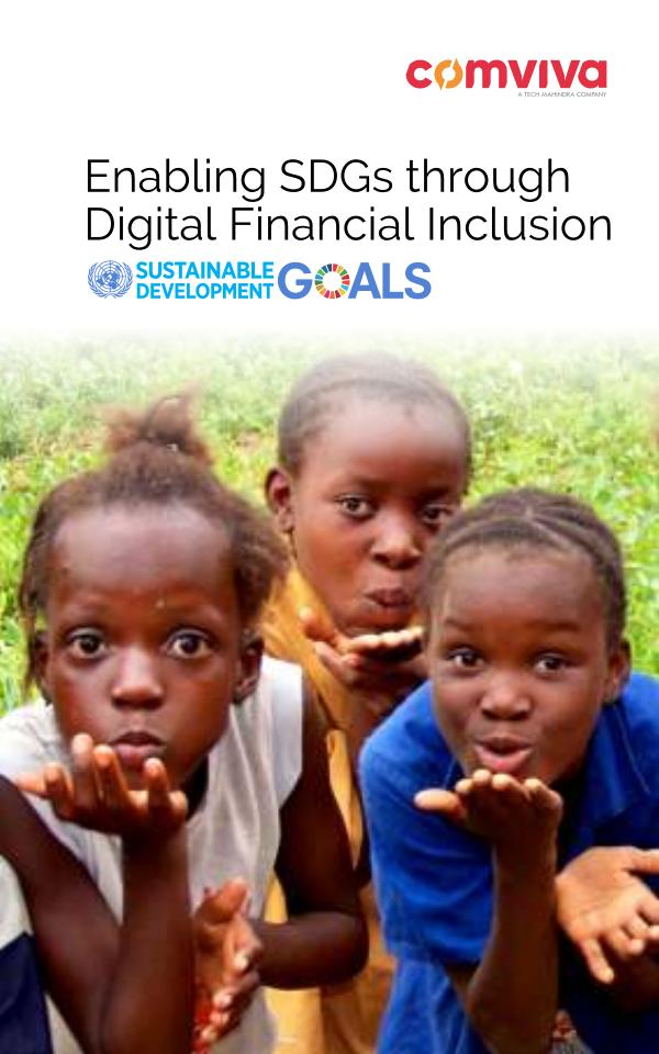 Enabling SDGs through Digital Financial Inclusion