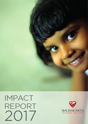 WildHearts Impact Report 2017 Impact Report