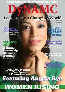 "DyNAMC ""Women Rising"" August 2014"