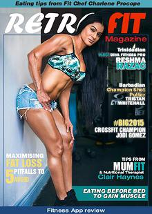 RETRO-FIT Magazine - Get primed for your personal best! -