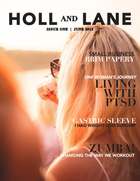 Holl And Lane Issue 1