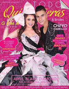 TODO Quinceañeras & Brides magazine