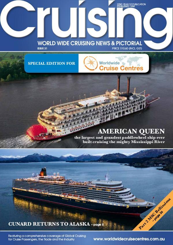 Cruising News June 2019 Edition WWCC_Cruising News June 2019 FINAL