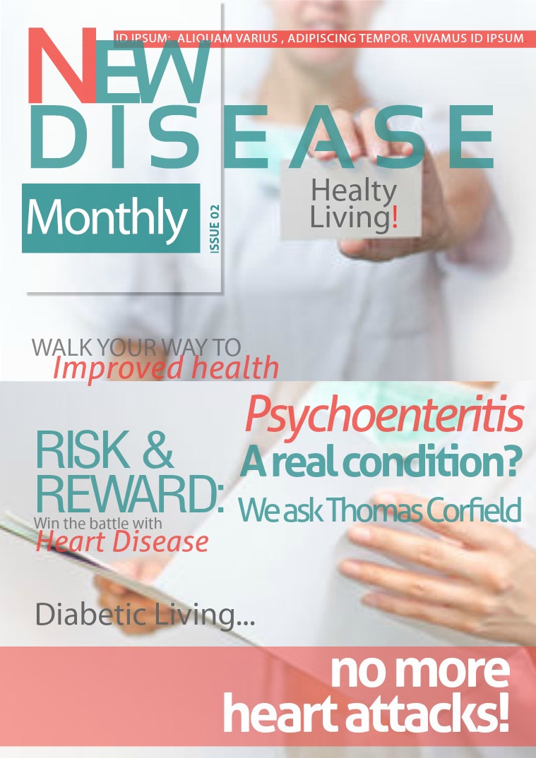 New Disease Monthly number seven thousand and six
