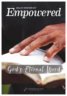 Assemblies of God Empowered Magazine