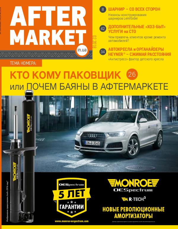 Aftermarket media №2 за 2018 год