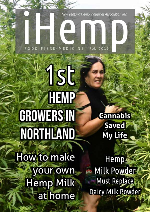 iHemp - Issue 4 - Jan 2019