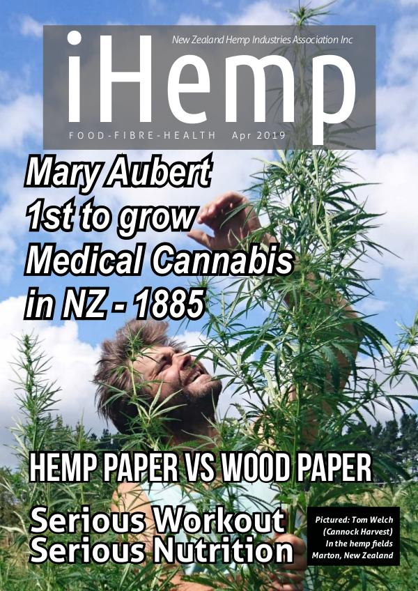 iHemp Magazine iHemp - Issue 5 - Apr 2019
