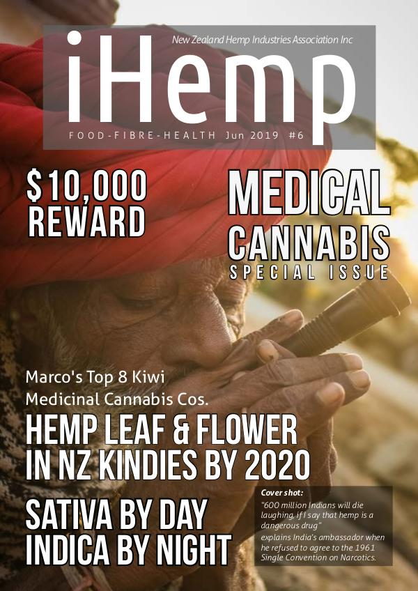 iHemp Magazine iHemp - Issue 6 - Jun 2019