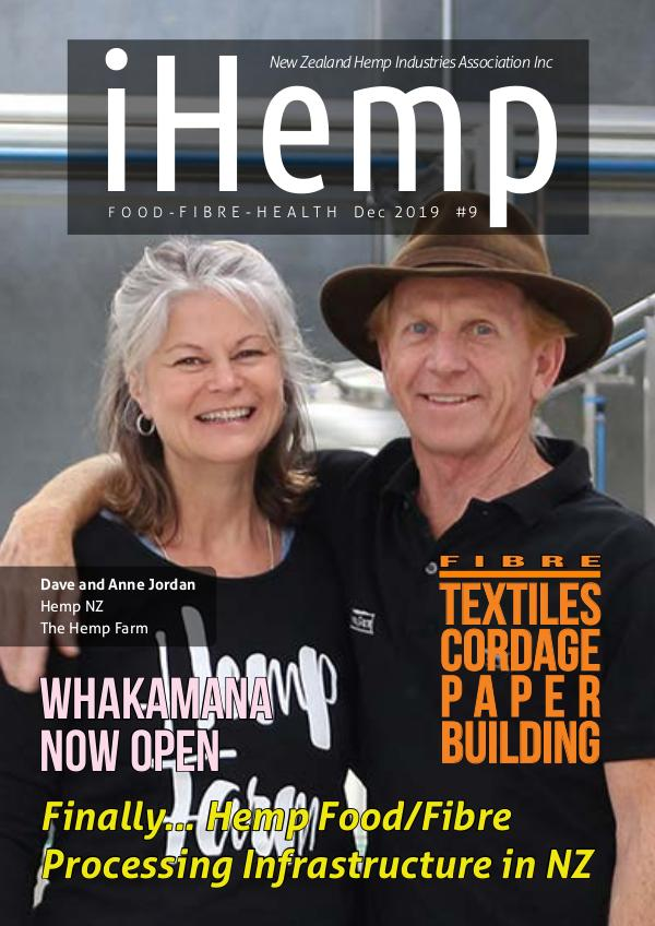 iHemp - Issue 9 - Dec 2019