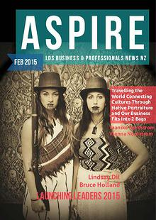 Aspire - LDS Business & Professionals' News NZ