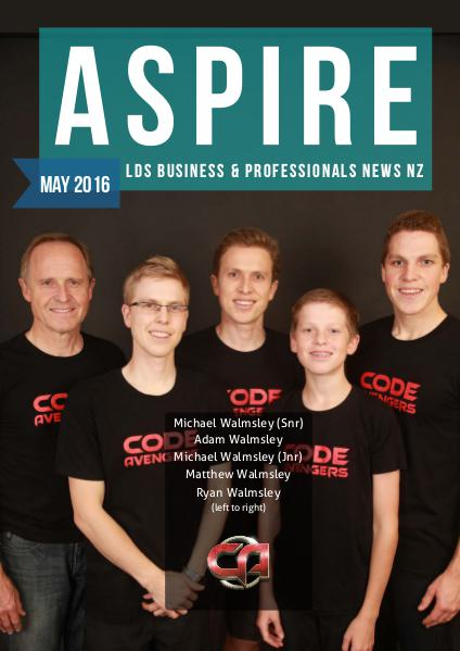 Issue #20, May 2016