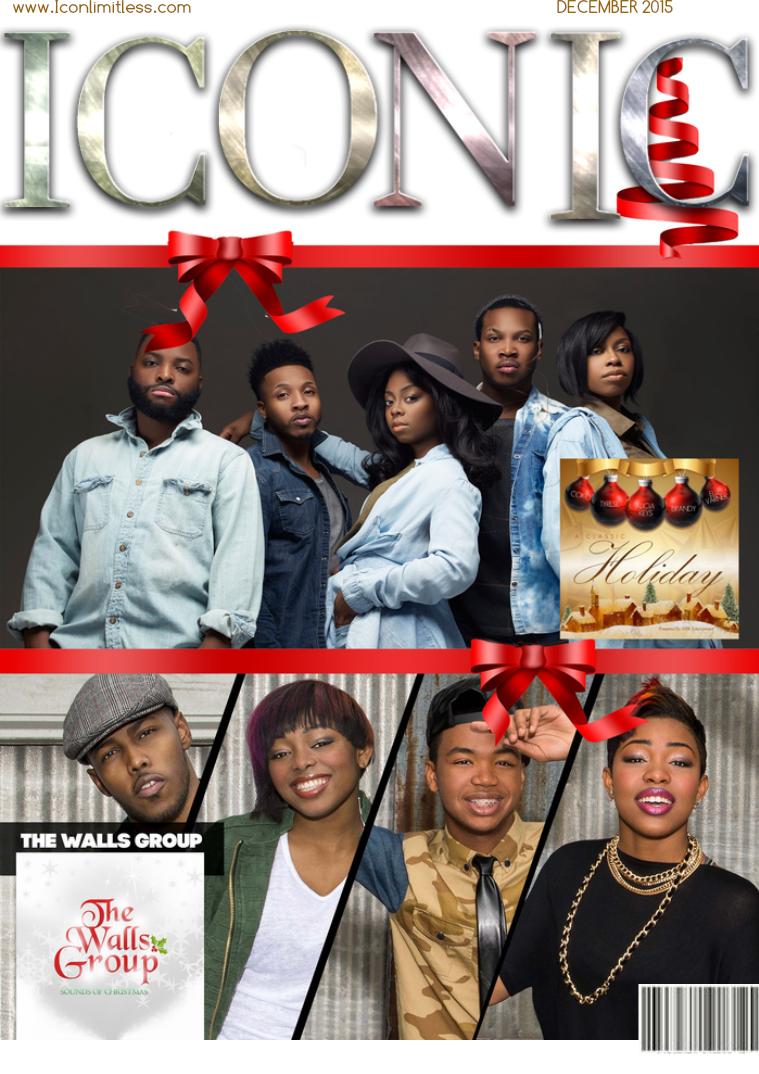 ICONIC DECEMBER  2015