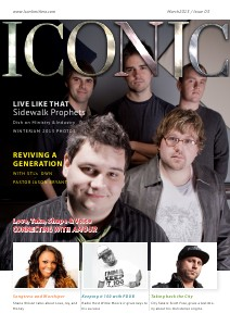 ICONIC Mar. 2013