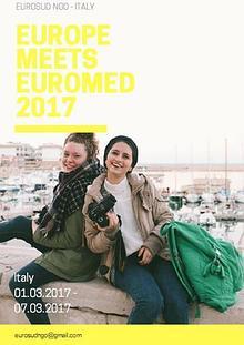 EUROPE MEETS EUROMED 2017 #EME17