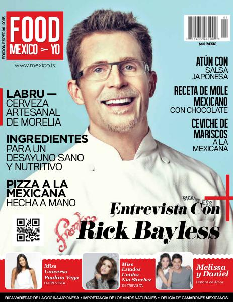 Food Mexico Y Yo August 2015