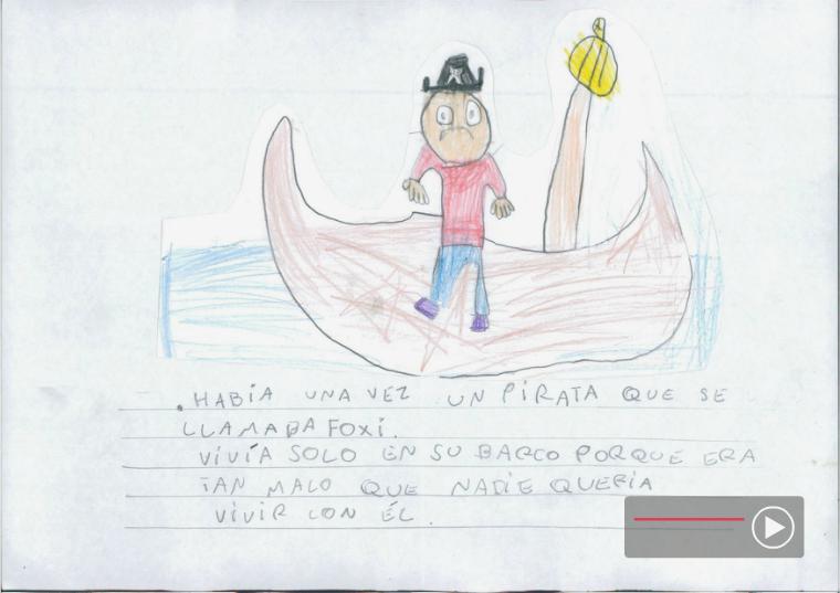 CUENTOS DE PIRATAS - 1B Cuentos de Piratas