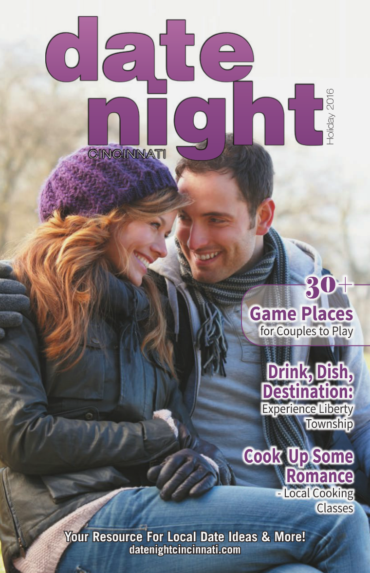 Date Night Cincinnati Magazine Holiday 2016