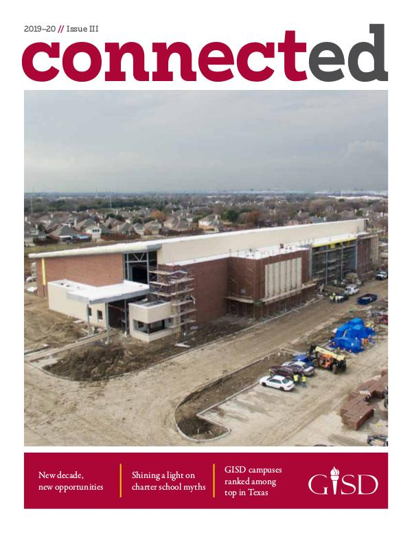 ConnectEd 2019-20 // Issue III
