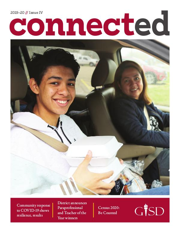 ConnectEd 2019-20 // Issue IV