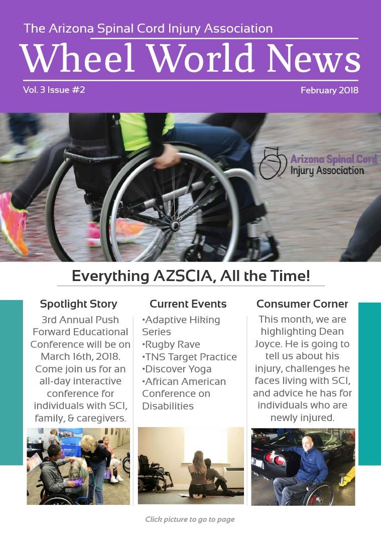 Wheel World News Issue 29 February