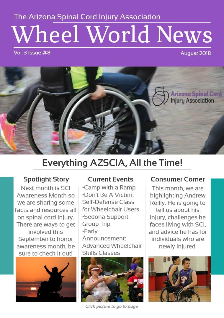 Wheel World News Issue 35 August