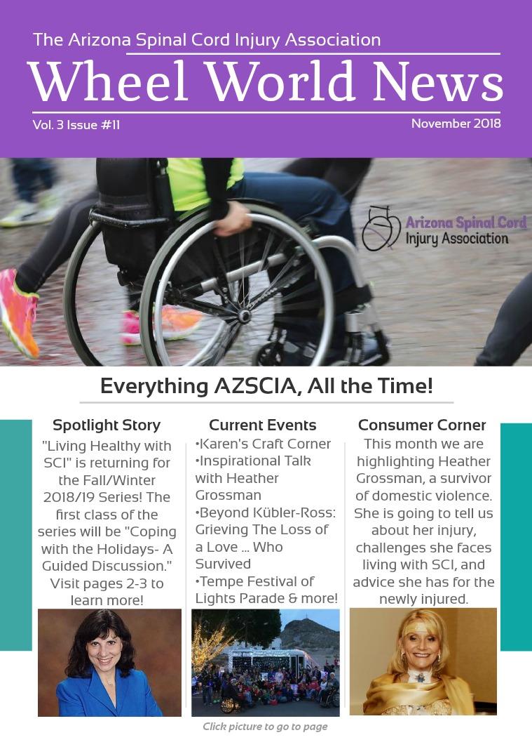 Wheel World News Issue 38 November