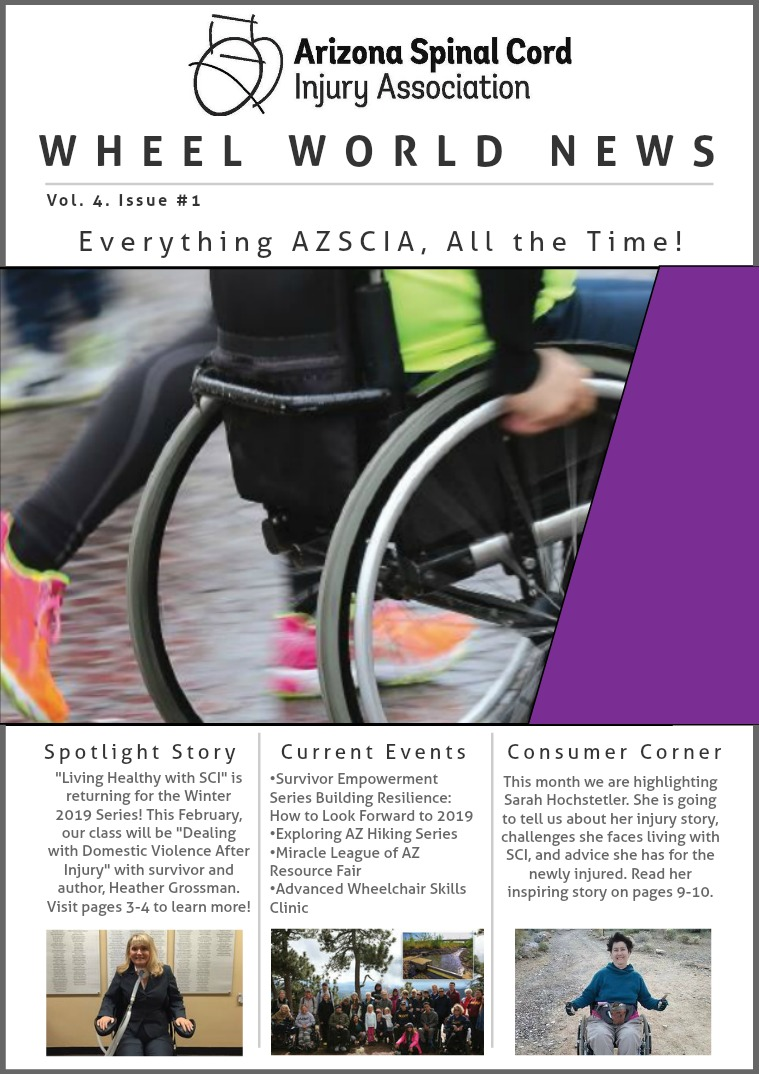 Wheel World News Issue 40 January