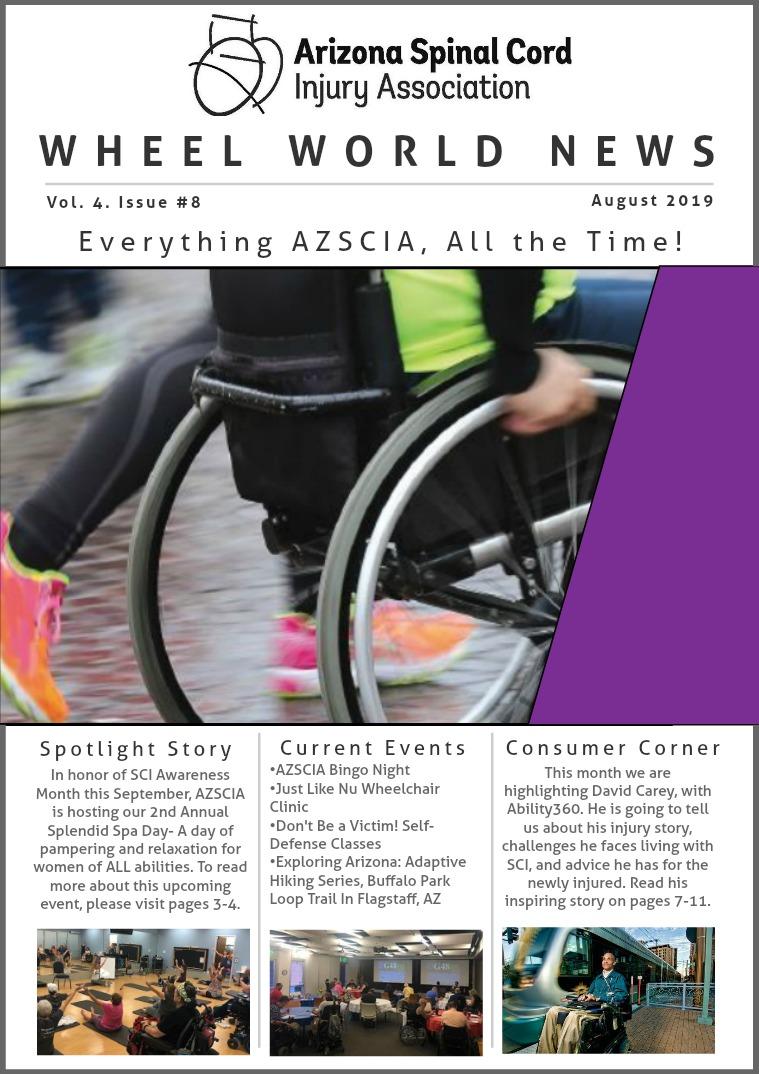 Wheel World News Issue 47 August