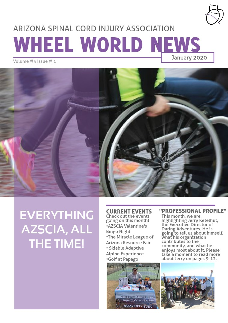 Wheel World News Issue 52 January