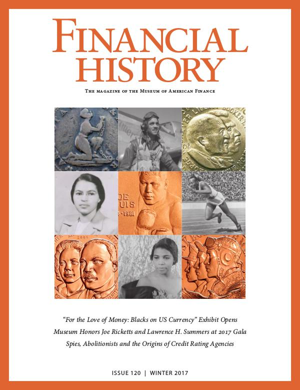 Financial History Issue 120 (Winter 2017)