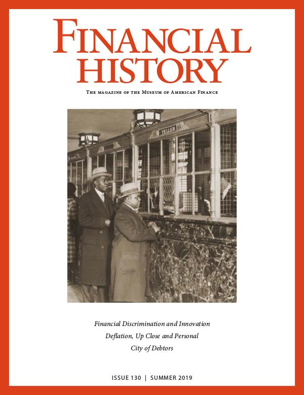 Financial History Issue 130 (Summer 2019)