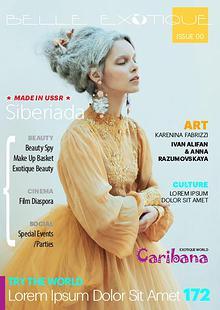 Belle Exotique Magazine