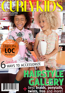 CurlyKids Magazine
