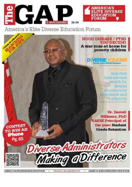 The Gap E-Magazine America's Elite Diverse Educational Forum Volume 1