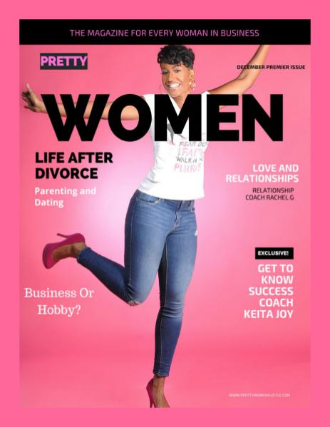 Pretty Women Hustle December 2015