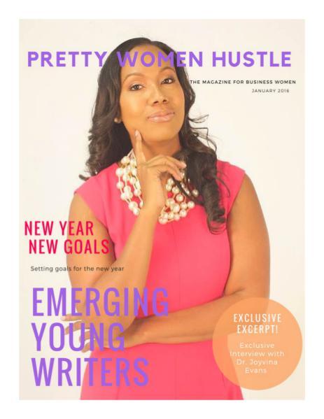 Pretty Women Hustle January 2016