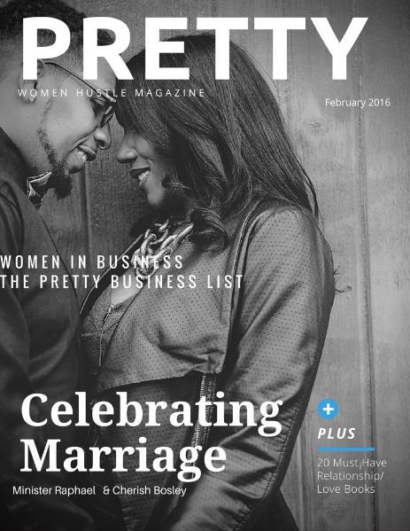 Pretty Women Hustle February 2016 Love Issue
