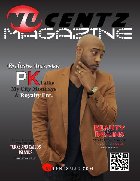 NuCentz Magazine Business Edition Issue #1 Oct. 2013