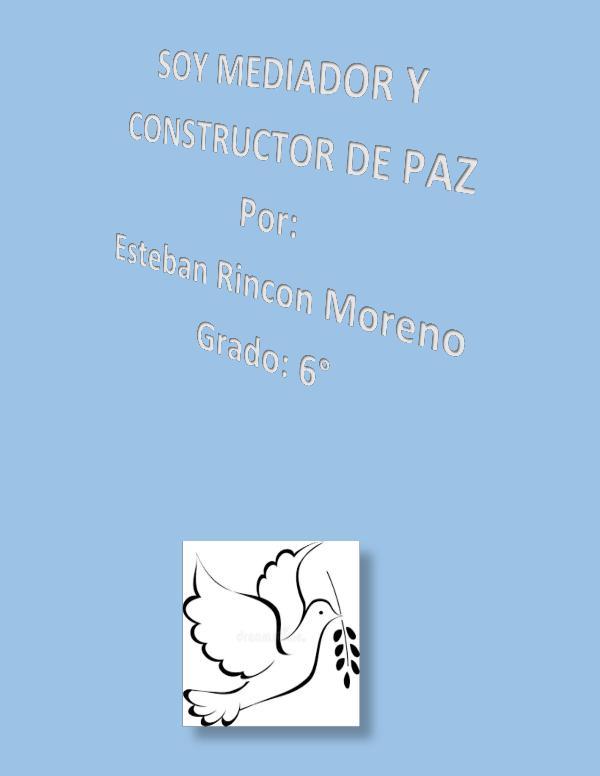 PROYECTO FINAL SOY CONSTRUCTOR DE PAZ PROYECTO FINAL SOY CONSTRUCTOR DE PAZ