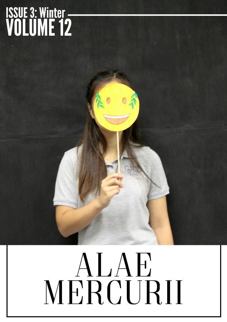 Alae Mercurii Volume 12 Issue 3: Winter Edition
