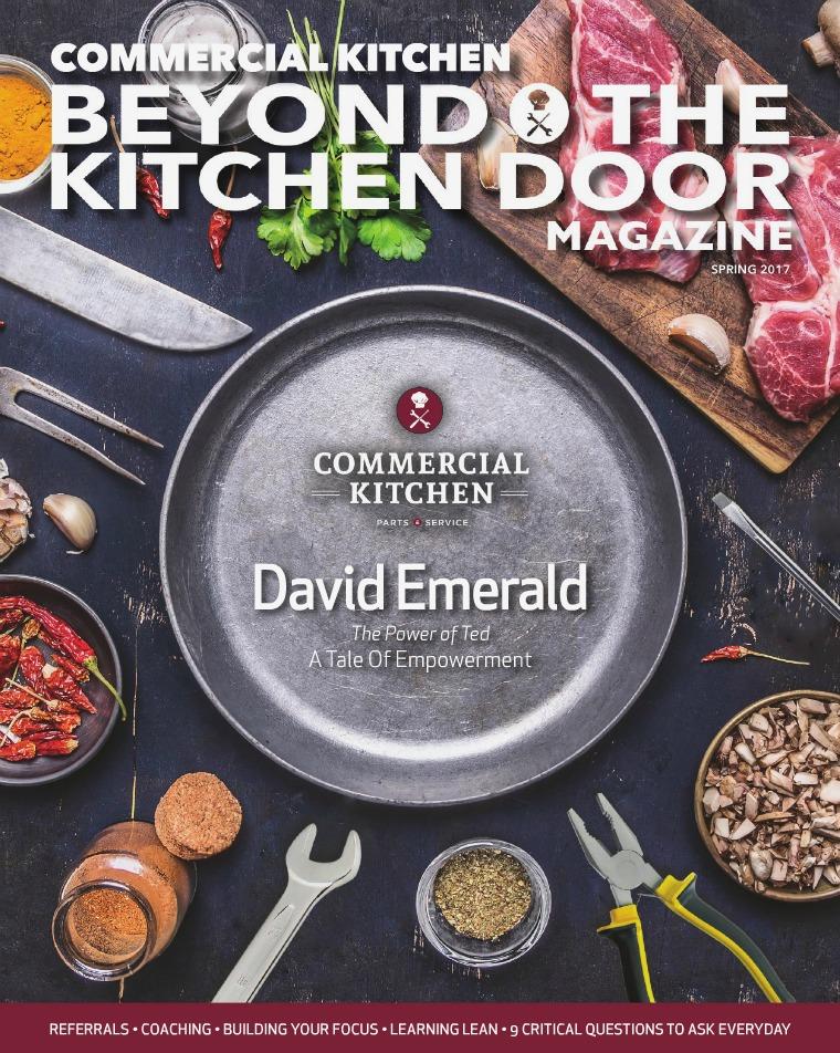 Industry Magazine Beyond the Kitchen Door Magazine Spring 2017