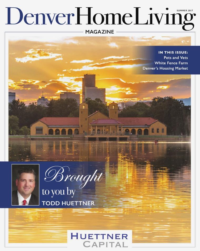 Denver Home Living Huettner Capital Summer 2017